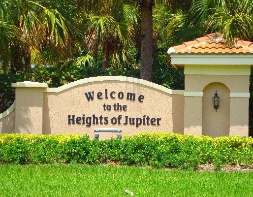 Heights of Jupiter